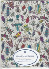 Men/'s Pocket Square in Liberty of London Fine Cotton
