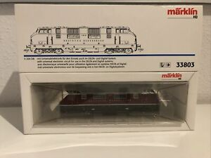 Marklin-33803-Diesel-Locomotive-V200-Digital-Sound-Mint-Boxed