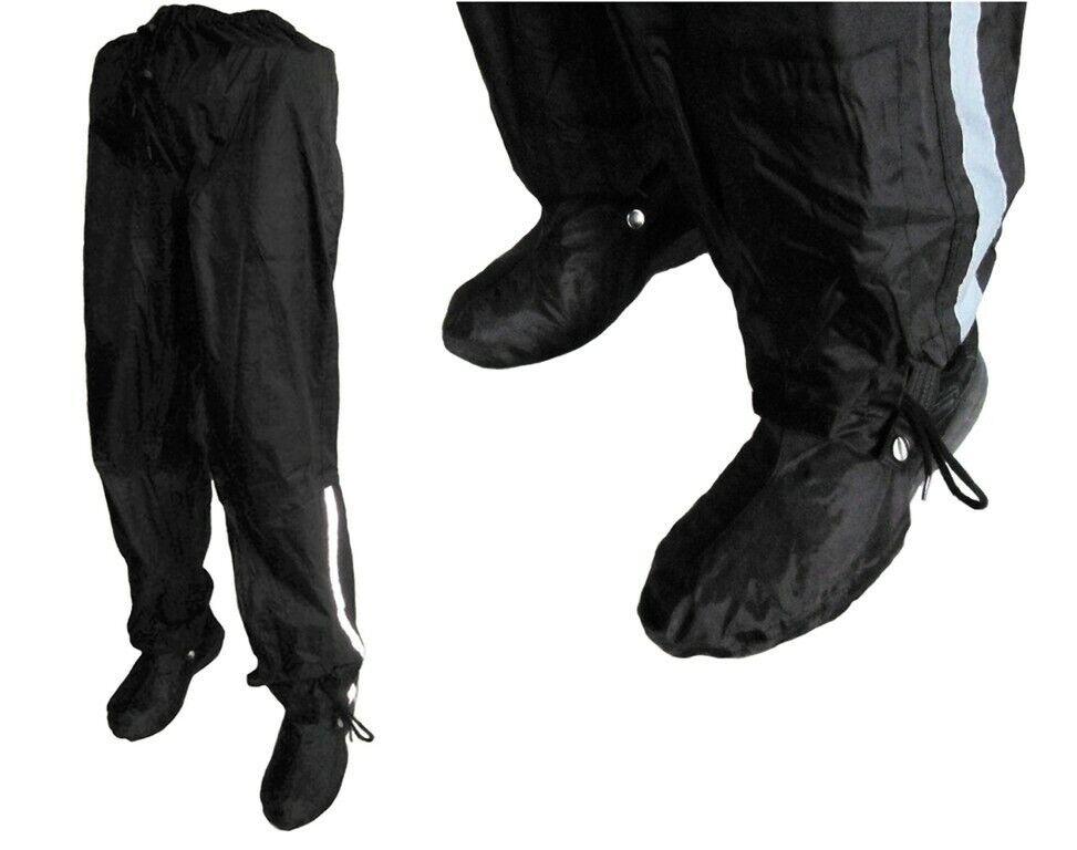 Regenhose Hock Rain Pants GamAs         uni schwarz atmungsaktiv bis 175cm