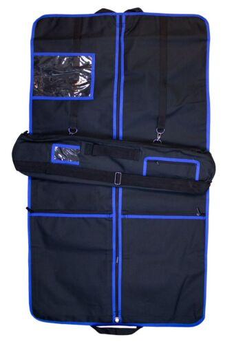 Kilt armoire /& kilt roll avec bordure bleue ou rouge