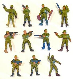 CHOOSE-1986-Guts-Ground-Troops-Good-Condition-Mattel-Combine-Shipping