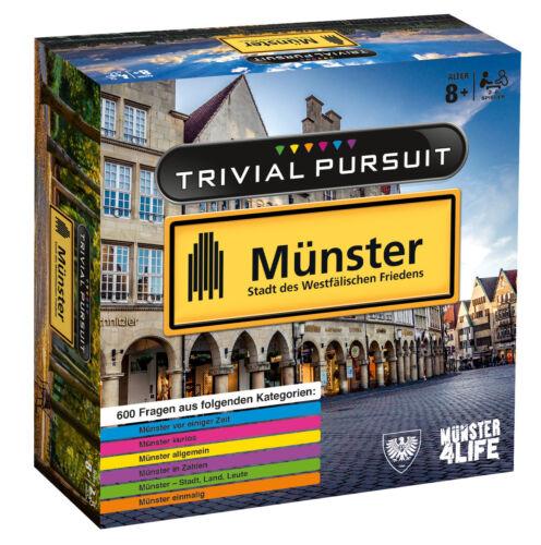 Trivial Pursuit Münster Quiz un Quiz voyage jeu savoir Jeu Question Jeu Jeu
