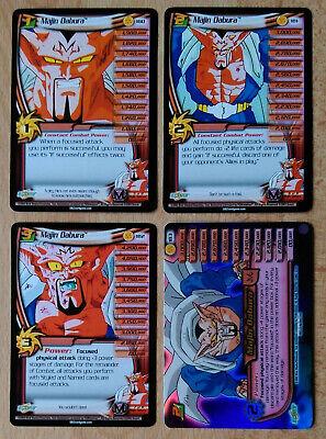 Buu Saga!! Dragon Ball Z CCG Majin Dabura Lvl 1-3 W//HT Lvl 2 Limited!