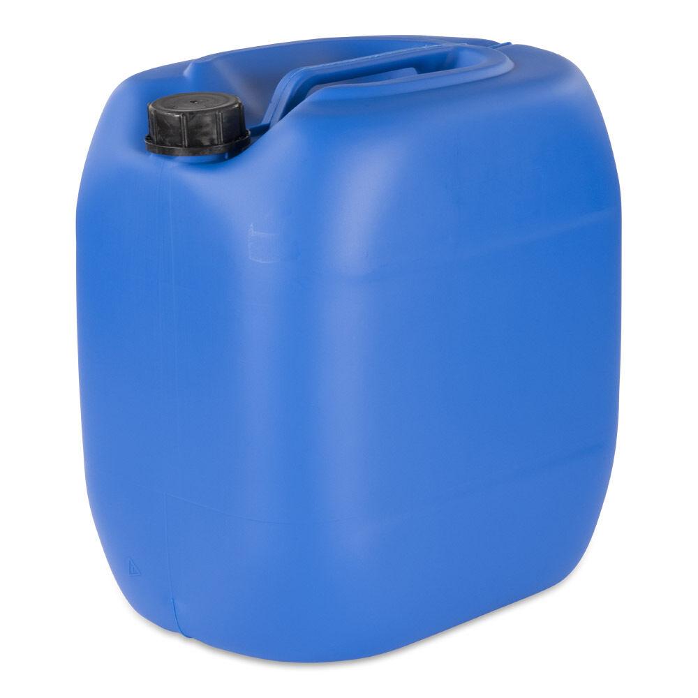 30 Liter Getränkekanister, Trinkwasserkanister blau NEU & UNBENUTZT
