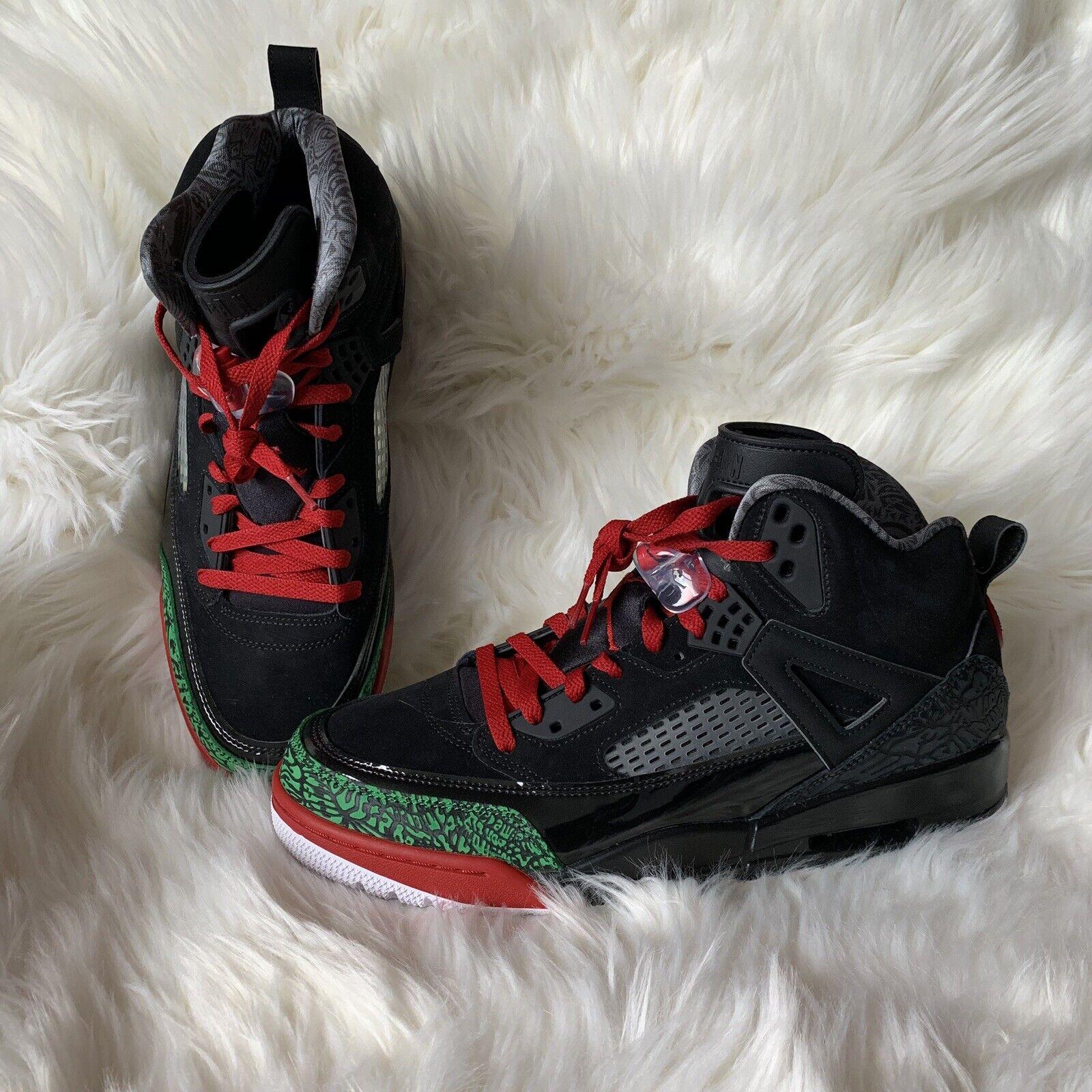 Air Jordan Spizike Retro nero Classic verde  Varsity rosso rosso rosso Uomo Dimensione 9 b5d76b