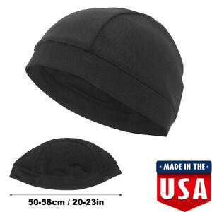 Mens Mesh Hat Cycling Skull Cap Under Helmet Winter Thermal ... f9ddff23b5c3