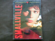 WB DVD Box SMALLVILLE 2. Staffel   Neu & OVP