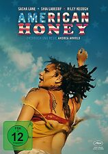 AMERICAN HONEY  LABEOUF,SHIA/LANE,SASHA/+   DVD NEU