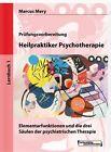 Heilpraktiker Psychotherapie 01 von Marcus Mery (2009, Kunststoffeinband)