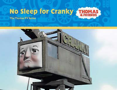 """AS NEW"" Awdry, Rev. Wilbert Vere, No Sleep for Cranky (Thomas & Friends) Book"