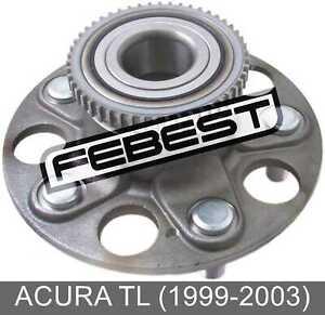 Rear-Wheel-Hub-For-Acura-Tl-1999-2003