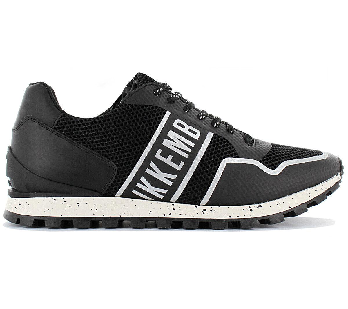Bikkmberg Fend -Er 2084 Low Men's scarpe da ginnastica  Casual scarpe BKE109292 nero  sport caldi