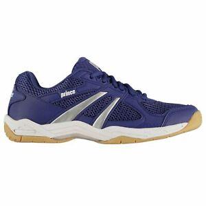 Prince-Turbo-Pro-pour-Homme-Tennis-Squash-Chaussures-a-Lacets-Baskets-Maille-Haut