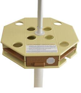 TEMPO STYLE Tablò Tavolino Multifunzione per ombrelloni