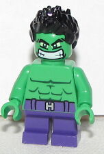 Lego New The Hulk with Short Legs  Minifigure Figure DC Comics