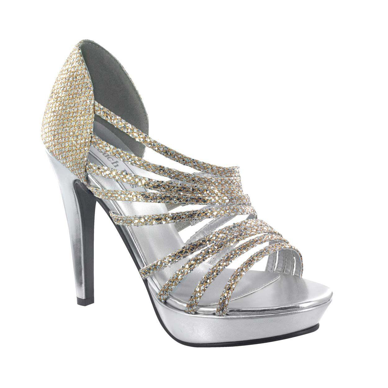 donna's Touch Ups Carey High Heel Platform oro Dimensione Dimensione Dimensione 5  NCMSR-M75 461583