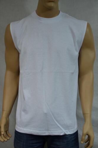 PRO CLUB COMFORT Muscle Sleeveless T-SHIRT Plain Tank Top Mens color M-5XL 1PC