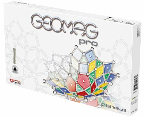 Geomag Geomag World PRO Metal Building KIT color 131 Piecesl 893