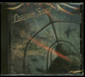 Division Speed self titled 2015 CD new High Roller Records ...