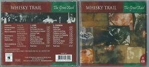 2CD WHISKY TRAIL The great raid (Forrest Hill 2002) Italian Celtic folk MINT!
