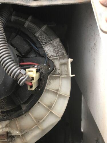 GO-4 Westward Interceptor  Heater Blower Motor