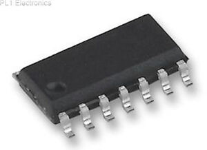 Freescale 10x 74hct164d.652 IC Digital SMD so14 série HCT emballage Tube NXP