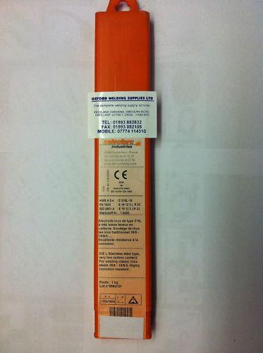 Disímiles Arc Soldadura Barras 29 9 X 1kg