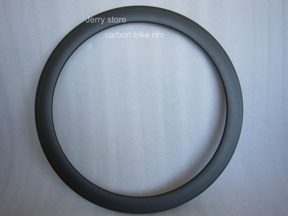 Sólo una pieza de 50 mm de profundidad y Llanta,25 mm de ancho de Carbono Rim 700c, u Estilo Llanta
