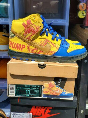 Nike SB Dunk High Doernbecher Size 11