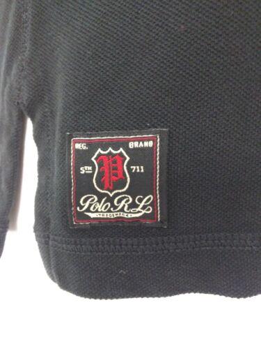 Noir à Lauren Rl Shirt Usa Hommes manches courtes Polo Petit Ralph Custom Fit 1967 By CxthQBrds