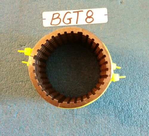 """HARDING S26  2-3//8/"""" Round Serrated Collette Pads"""