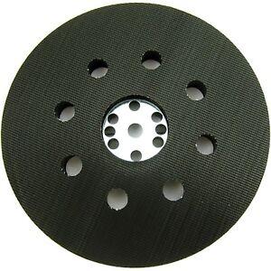 Bosch-125mm-HARD-Sanding-Pad-Rubber-Plate-GEX-125-AC-SINGLE-screw-mount