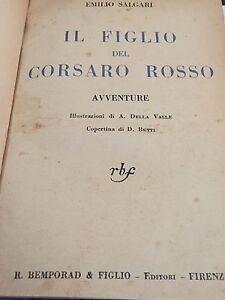 EMILIO-SALGARI-IL-FIGLIO-DEL-CORSARO-ROSSO-1928