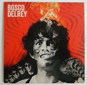 BOSCO DELREY : THE GREEN TIGER'S ALIBI ♦ CD ALBUM PROMO ♦