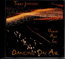 DANCING ON AIR by TERRY JOHNSON Original Piano Solos