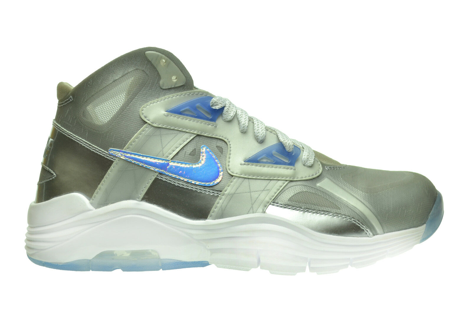Nike Lunar 180 Trainer SC Premium QS Men's Shoes Silver/Ice Blue 646797-001