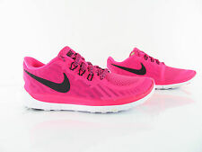 Nike Free 5.0 Pink Pow White Barefoot Running New Eur_ 37.5