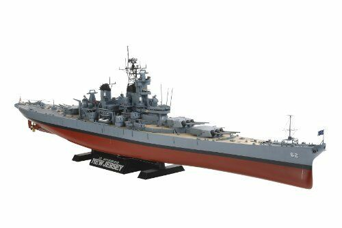 TAMIYA 1 350 USS Battleship New Jersey Model Kit NEW from Japan
