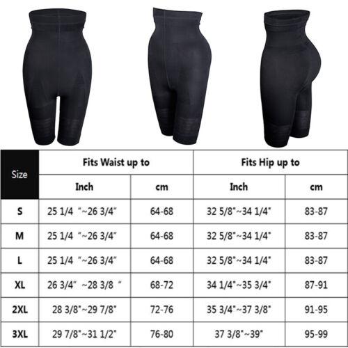 Women Body Shaper Pants Thermo Neoprene Slim Sweat Sauna Waist Trainer Leggings