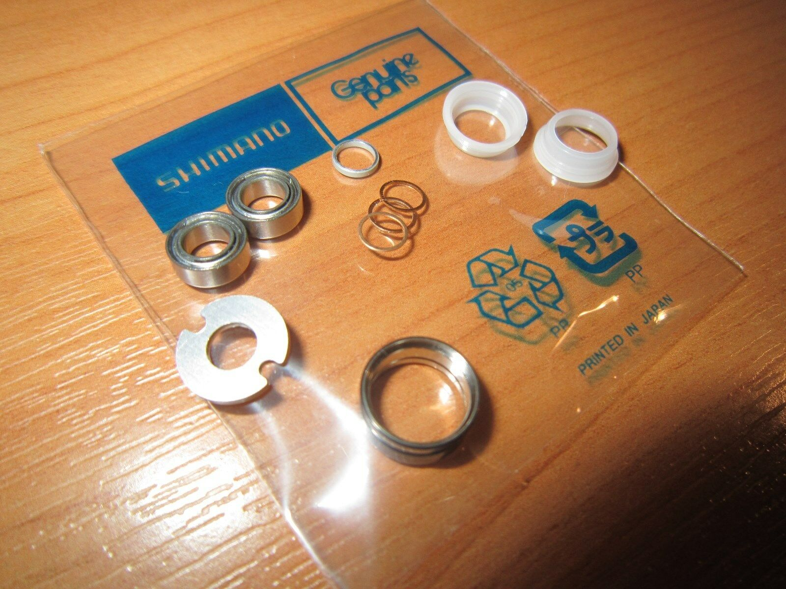 Shimano Sustain Stradic Exsence Line Roller 2 Ball Bearing  Adoption Set Kit gold  2018 latest