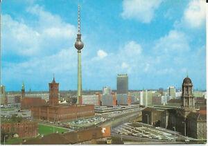 Alte AK Berlin- Hauptstadt der DDR, Zentrum, ungebraucht
