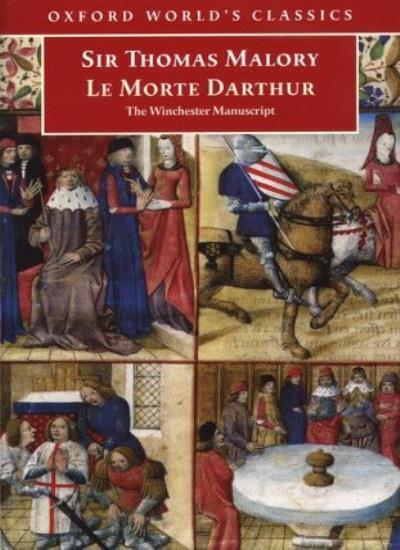 Le Morte Darthur: The Winchester Manuscript (Oxford World's Classics),Thomas Ma