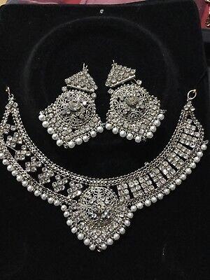 Sets Trend Mark Beautifull Bridle Necklace Set