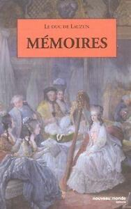 Memoires-Biron-Armand-Louis-de-Gontaut-Delon-Michel-Neuf-Livre