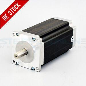 Nema-23-Stepper-Motor-3Nm-4-2A-4-wires-10mm-Shaft-CNC-Mill-Lathe-Plasma-Router