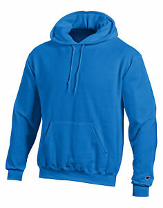 Champion-Sweatshirt-Hoodie-Fleece-Pullover-Eco-Double-Dry-Wicking-Comfortable