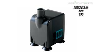 NEWA micro-jet MC 320 450 Oxy de pompes à eau Aquarium Fish Tank Hydroponics-afficher le titre d`origine IzmF2xX6-07202021-126329500