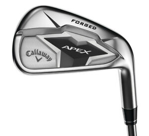 New-2019-Callaway-Apex-19-Custom-Single-Forged-Irons-Steel-or-Graphite
