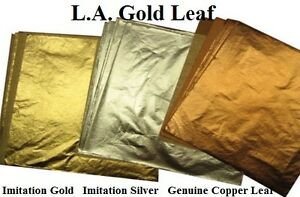 EN:Imitation GOLD(300) Imitation SILVER(300) Genuine COPPER(300)/Total 900sheets