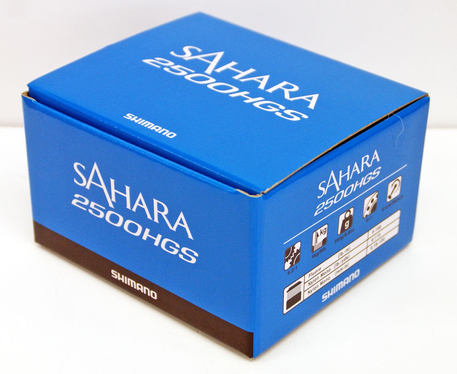 Shimano 17 Sahara 2500HGS Spinning Reel 4969363036278